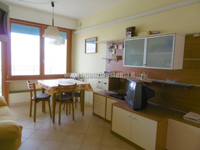 » condominio BETULLA: appartamento TRILOCALE fronte mare a Lido degli Estensi