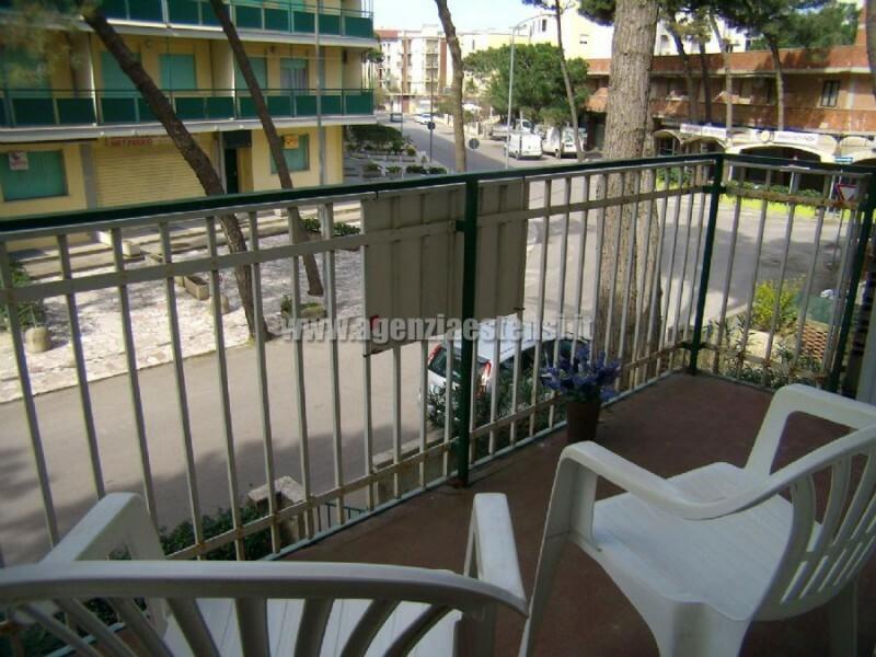 Balcone » Appartamento Belsoggiorno di ampia metratura a Lido degli Estensi