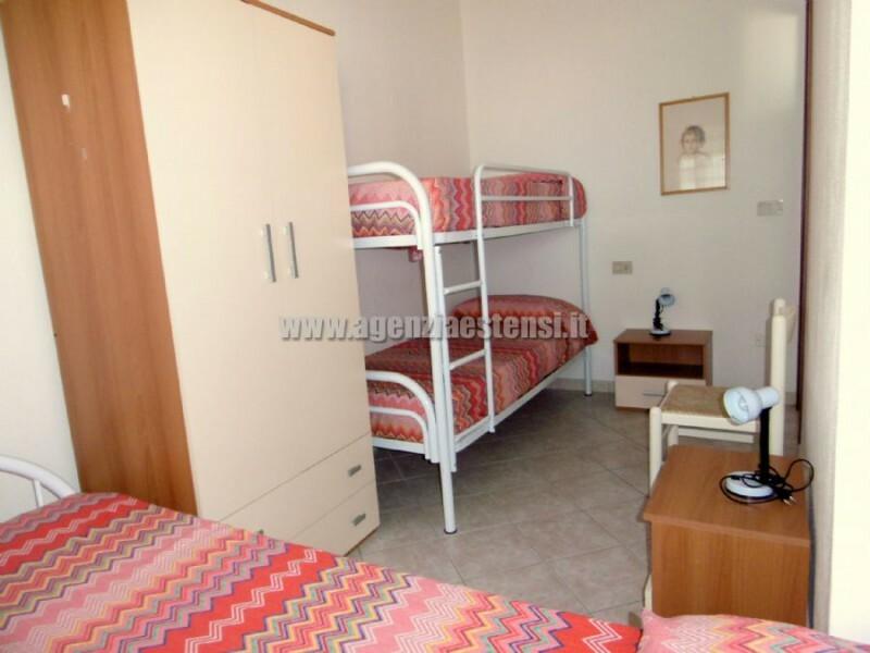 arredamenti moderni » Appartamento trilocale Piccadilly con vista mare a Lido degli Estensi