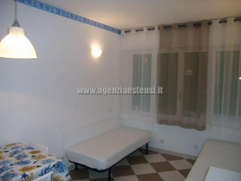 soggiorno » Appartamento bilocale condominio Europa a Lido degli Estensi
