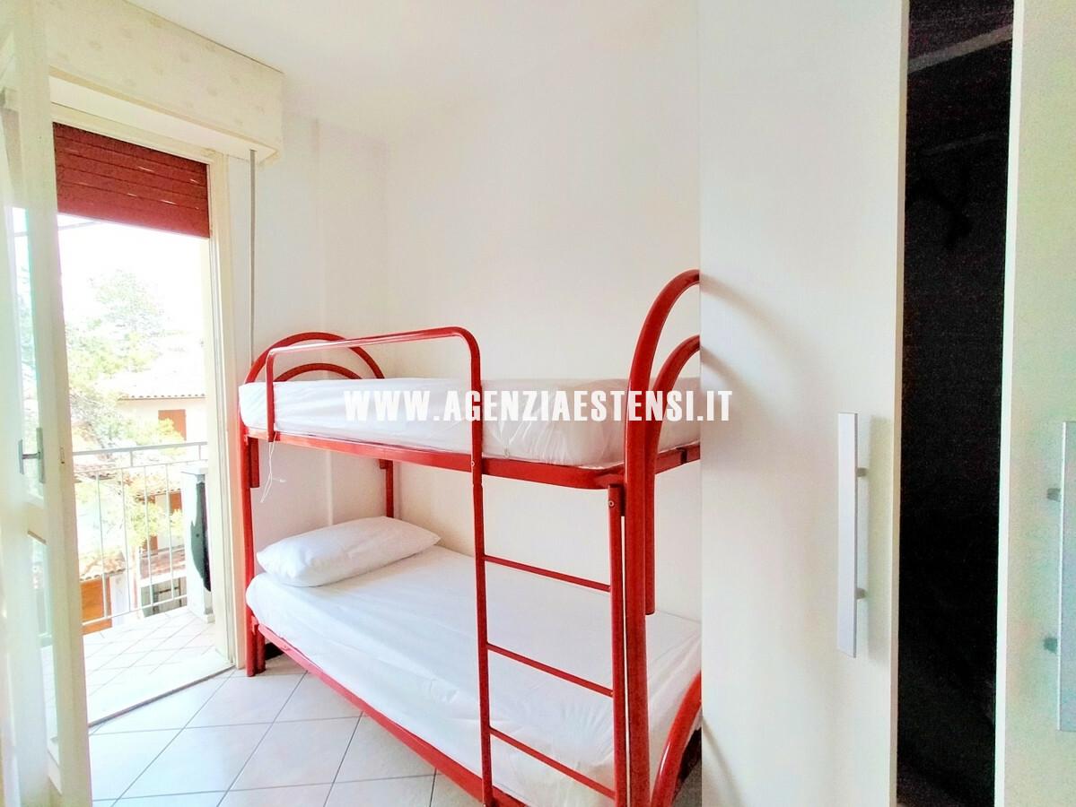 camera singola con accesso al balcone