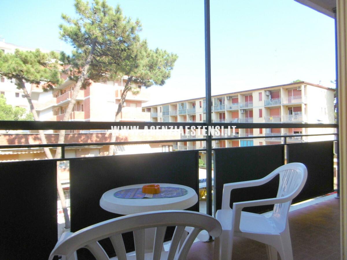 balcone zona soggiorno