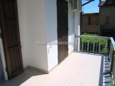 terrazzo al primo piano