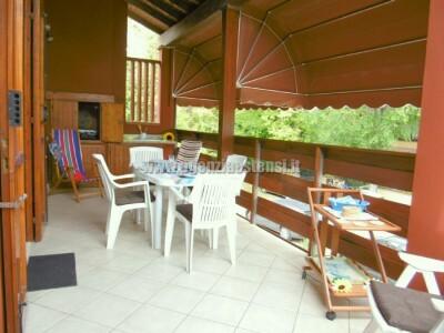 splendida veranda abitabile