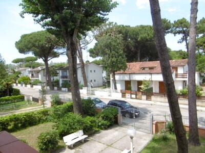 vista esterna dal terrazzo