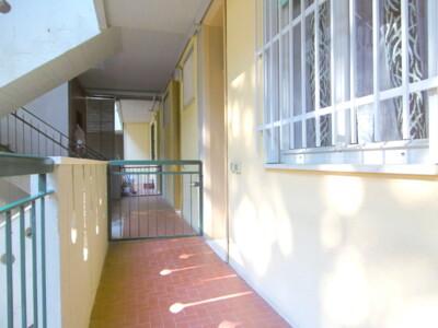 balcone zona ingresso