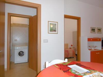 appartamento con aria condizionata