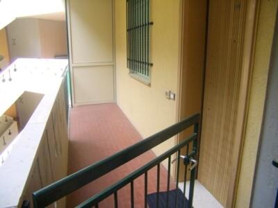 balcone ingresso